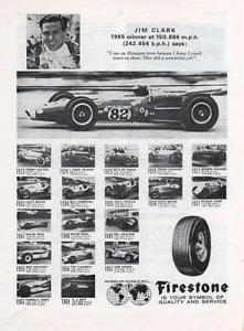 Indianapolis-INDY-500-1964-69-11x-reports-adverts-Jim-Clark-originals-Job-L